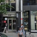 1118이 몬트리올 사무실 건물입니다.
