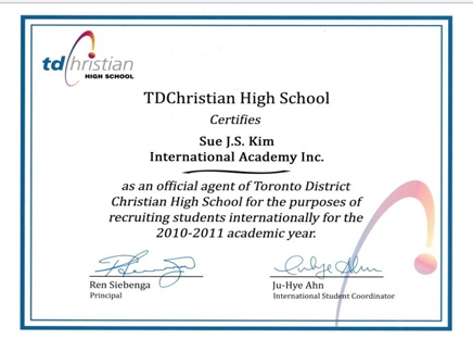 TD_CHRISTIAN_HIGH SCHOOL